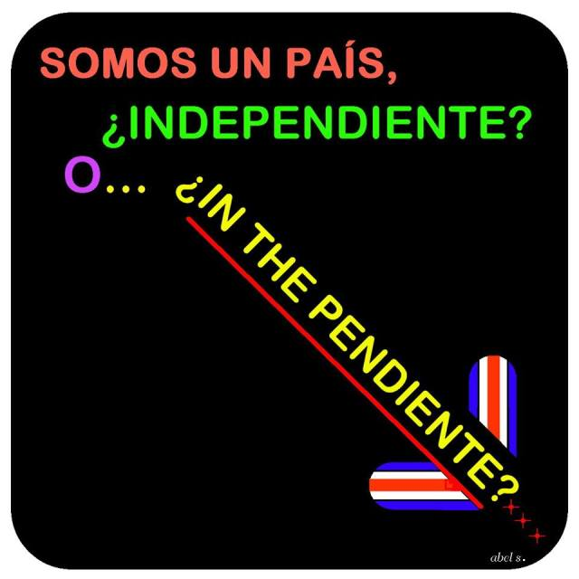 País In The Pendiente